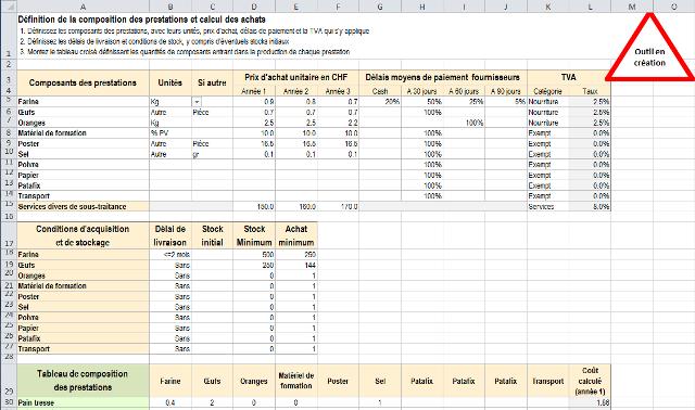 Spreadsheet Templates, Calculators, and Calendars
